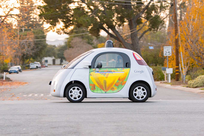 Google's self-driving cars to face their toughest test yet