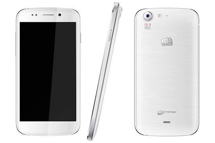 Micromax launches Canvas 4 smartphone in India: 5-inch 720p display, 13MP camera, $295