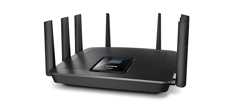 Linksys adds two multi-stream MU-MIMO routers to its lineup
