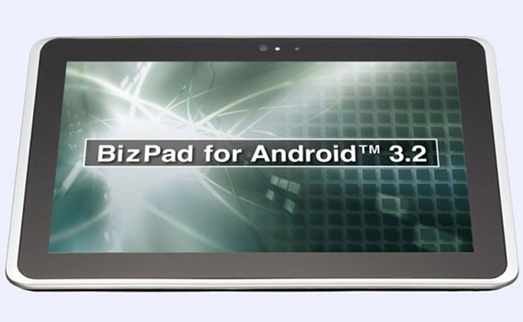 Panasonic's 7- and 10-inch BizPads port the Honeycomb drizzle to Japan's enterprise set