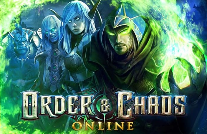 Order & Chaos Online now available on Facebook