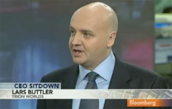 Trion CEO introduces MMO investing to Bloomberg TV