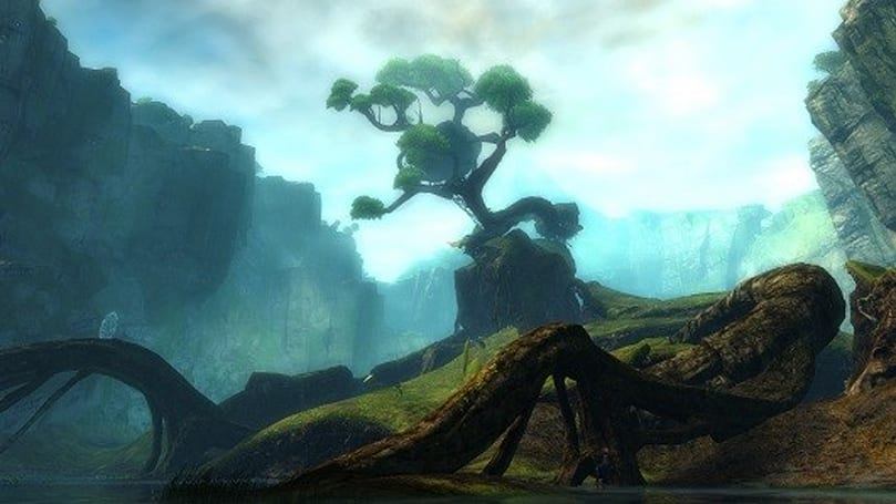 Flameseeker Chronicles: Puzzle jumping in Guild Wars 2