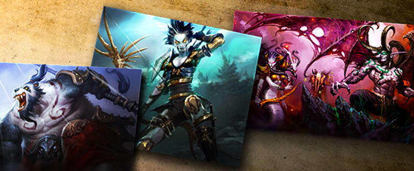 Warcraft Art, Fan Art, and Community Comic updates