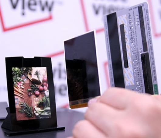 "Samsung grabs title of ""world's slimmest"" LCD for cellphones"