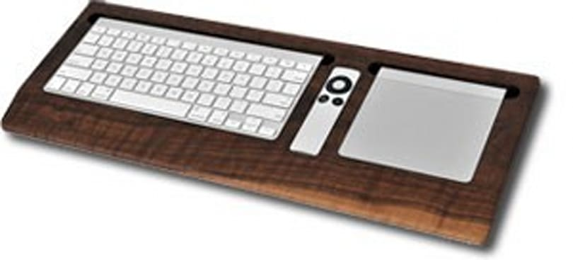 Have some Black Walnut with your Apple Wireless Keyboard