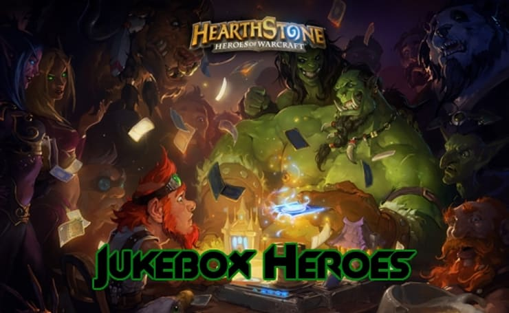 Jukebox Heroes: Hearthstone's soundtrack