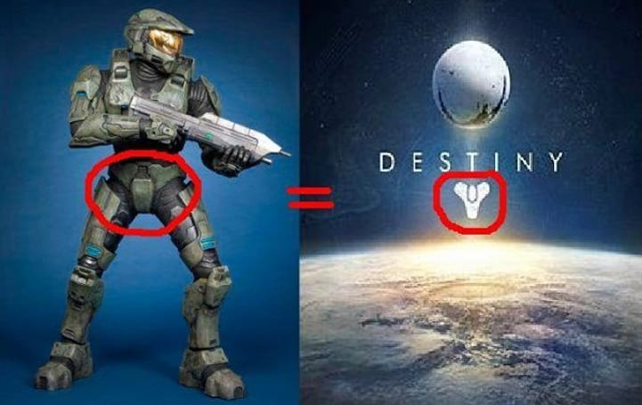 That Destiny logo sure does look familiar ...