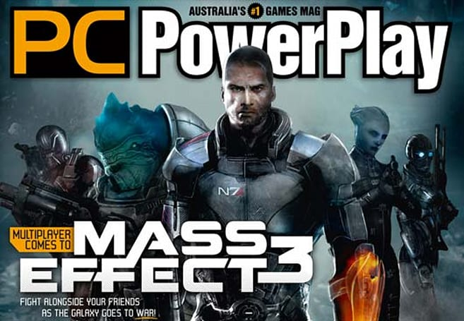 Mass Effect 3 will/won't have multiplayer, part 6: PC PowerPlay edition [update 2: it's co-op]