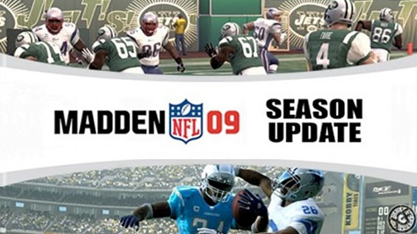 Season Update: What's new in Madden 09