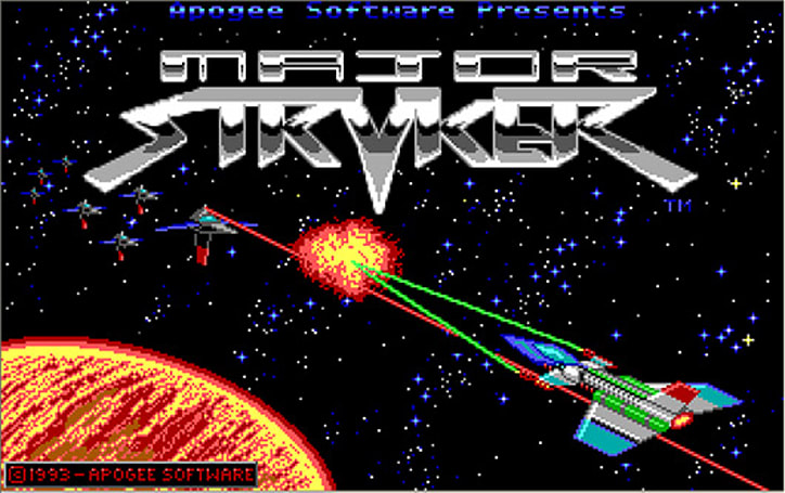 Out of nowhere, 3D Realms teases return of Major Stryker