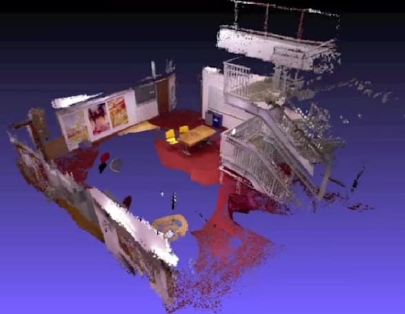 Kinect quadrocopter gets a new mission: 3D mapping (video)