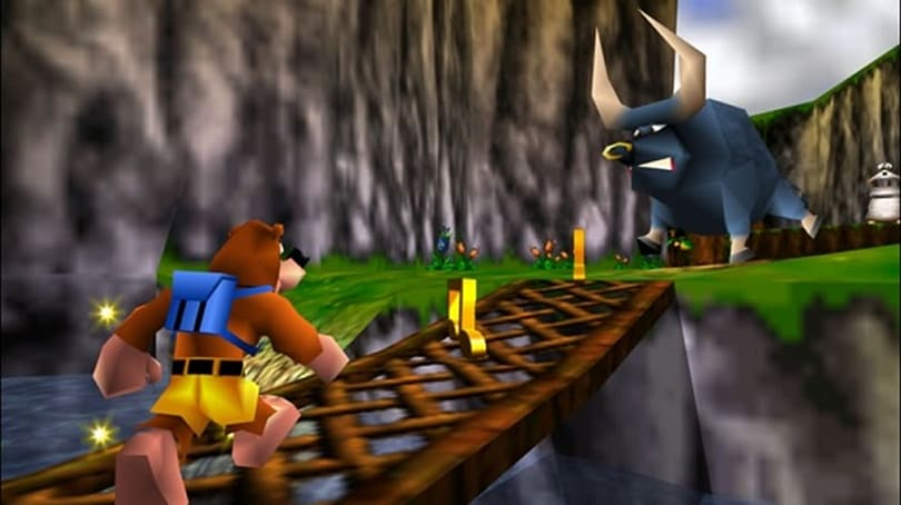 Xbox 360 strums a tooie-in-one Banjo bundle, available now