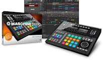 Native Instruments' new Maschine Studio controller keeps your eyes on the music