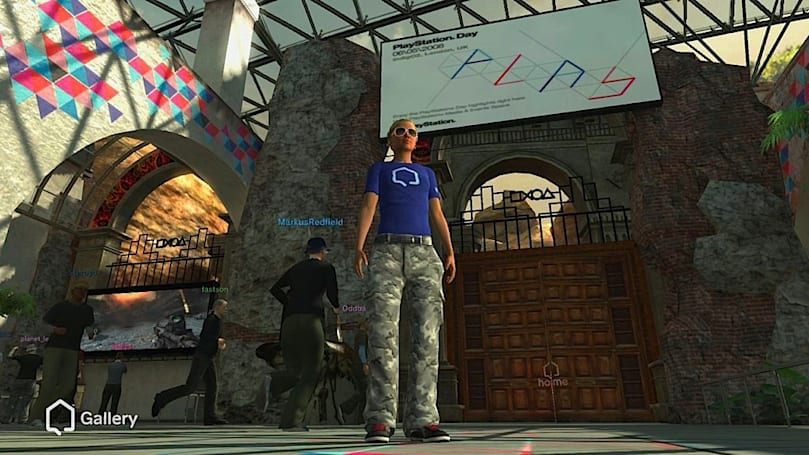 There's no longer a place like PlayStation Home
