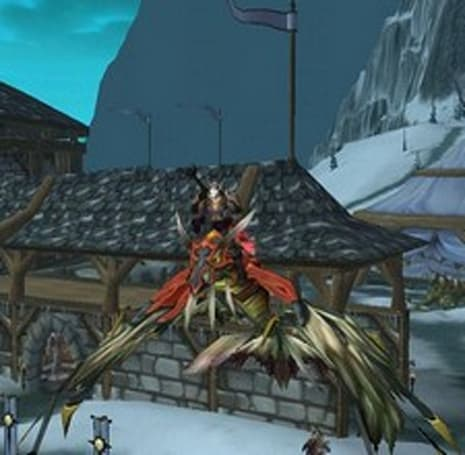 Warcraft Mounts helps you keep track of your corral