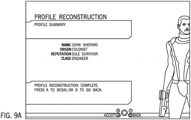 Apple patent turns in-game choices into a customized comic book