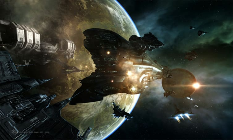 EVE hits new milestone with 56,021 players online