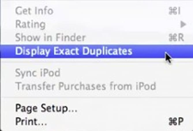 Mossberg: iTunes duplicate song detection is coming