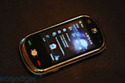 Motorola SURF A3100 video (and pictorial) hands-on