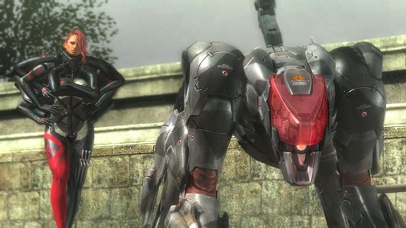 Fetch Metal Gear Rising's Blade Wolf DLC starting May 14