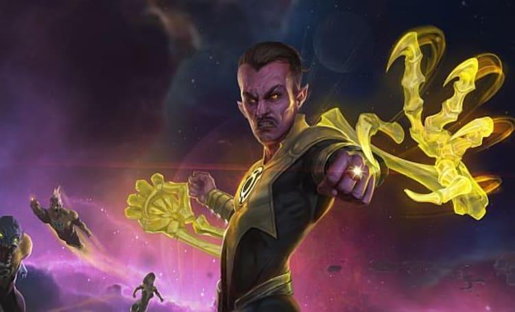 Infinite Crisis introduces Sinestro