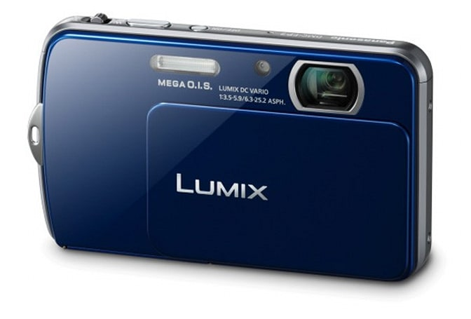 Panasonic debuts Lumix FP5, FP7, FH5 and FH2 ultraslim compact cameras