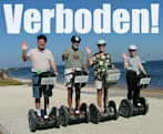 "Segways banned in the Netherlands due to a ""lack of brakes"""