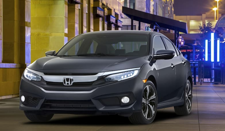 2016 Civic is the second Honda with Android Auto, Apple CarPlay