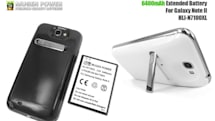 Mugen Power offers massive 6,400mAh Galaxy Note II battery, tests the limits of our pockets