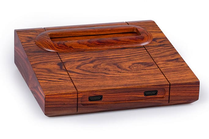 Black Label Neo Geo custom wood mod ups the ante on collector excess
