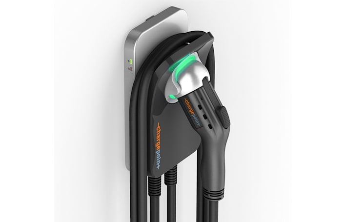 ​ChargePoint wants to put a $500 electric car charger in your garage