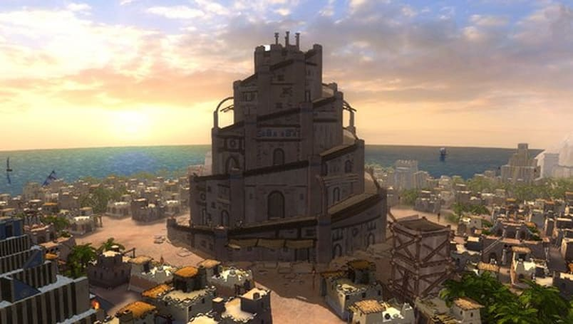 Babel Rising gets wrathful trailer, screens