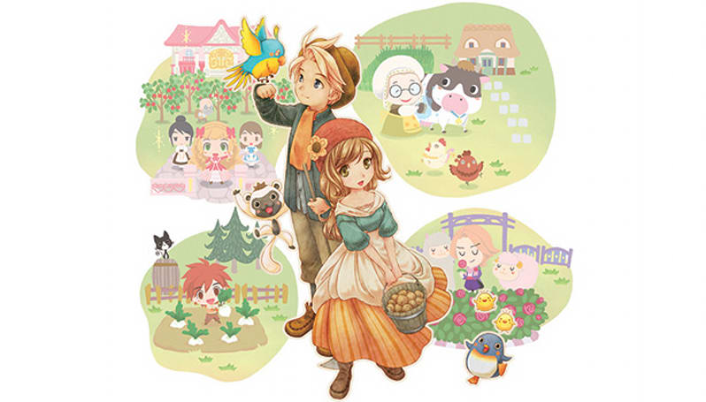 Don't call the new Harvest Moon game 'Harvest Moon'
