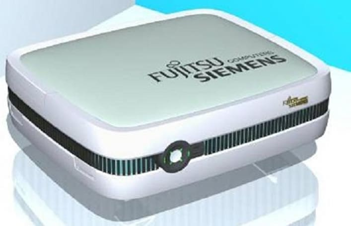 Fujitsu-Siemens Scaleo Home Server to arrive at IFA