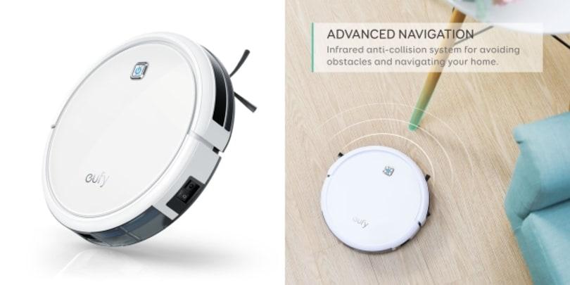 Anker、2万円台で買える新型ロボット掃除機「RoboVac 11」を発売。ダスト容器が30%大型化