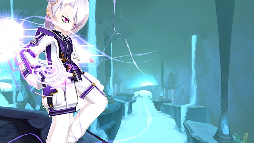 Elsword reveals the Arc Tracer class... for science