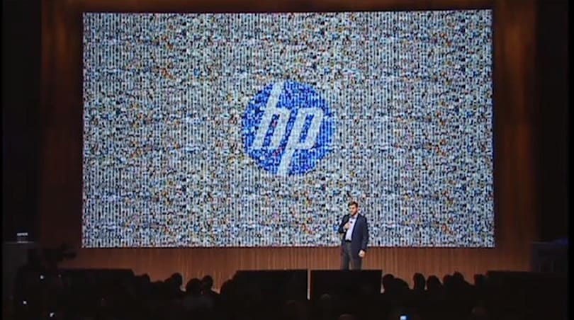 HP posts complete 'Think Beyond' event video