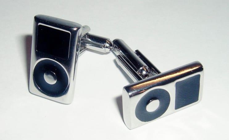For the iPod-loving secret agent