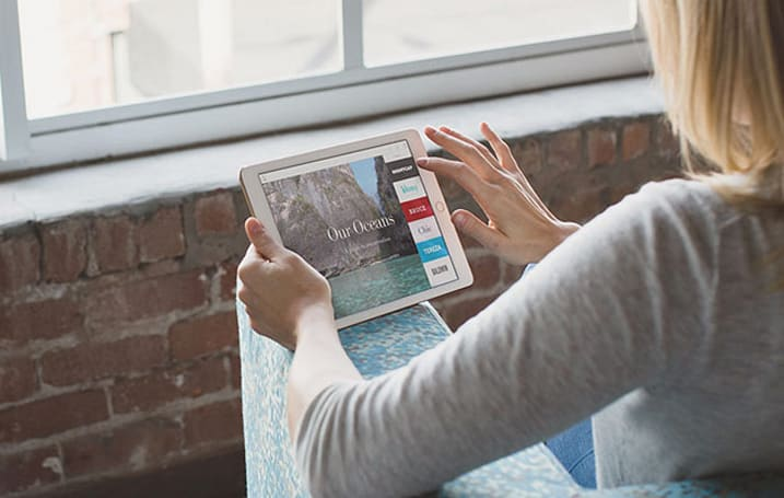 Adobe's new iPad app helps with presentations, newsletters and more
