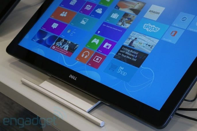 Dell trots out some new touchscreen monitors, prices start at $250