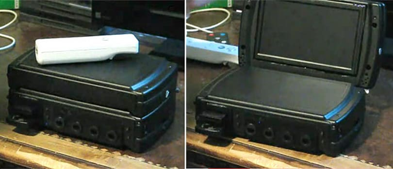 Wii Laptop mod ditches the disc, gets ultra portable (video)