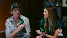 "Rob Huebel and Lily Rabe Chat About Their SXSW Film ""Miss Stevens."""