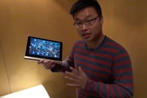 Lenovo Yoga Tablet 10 HD+ Hands-On