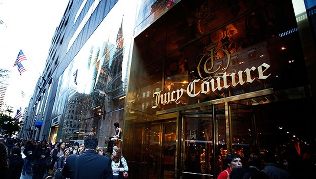 Juicy Couture sold for $195 million