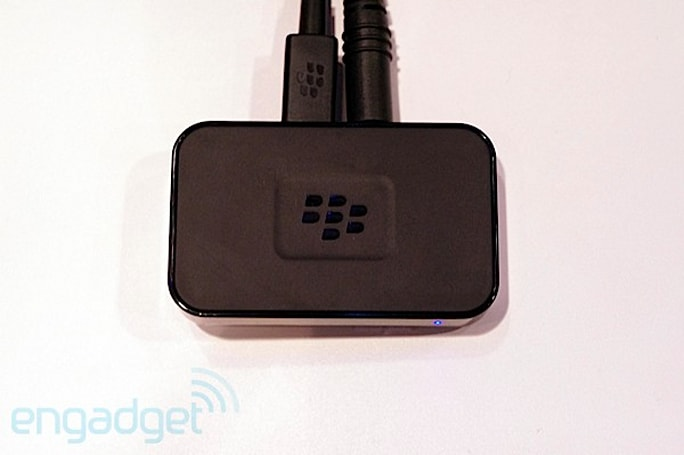 BlackBerry Music Gateway goes on sale, brings a little NFC into your life