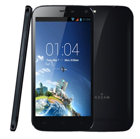 Former HTC execs equip latest Kazam budget phone with LTE