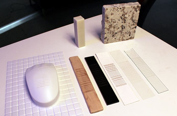 Acoustic barcodes store data in sound, go on just about anything (video)