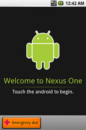 Android 2.1 moves down food chain, ROM now ported to G1 (update: hoax)