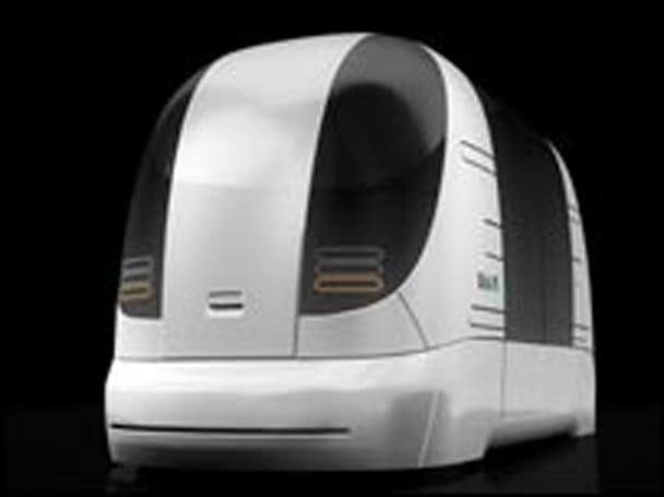 On-demand personal transport system could shuttle folks around Heathrow